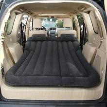 Matelas gonflable de voiture SUV voiture gonflable voiture multifonctionnelle lit gonflable accessoires de voiture lit gonflable marchandises de voyage