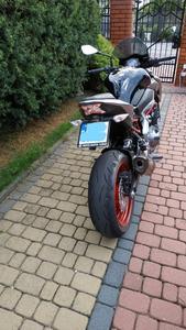 Image 5 - لدراجة كاواساكي Z900 2017 2020 الذيل الخلفي مرتب حامل لوحة التسجيل درابزين مزيل عدة رقم لوحة الترخيص