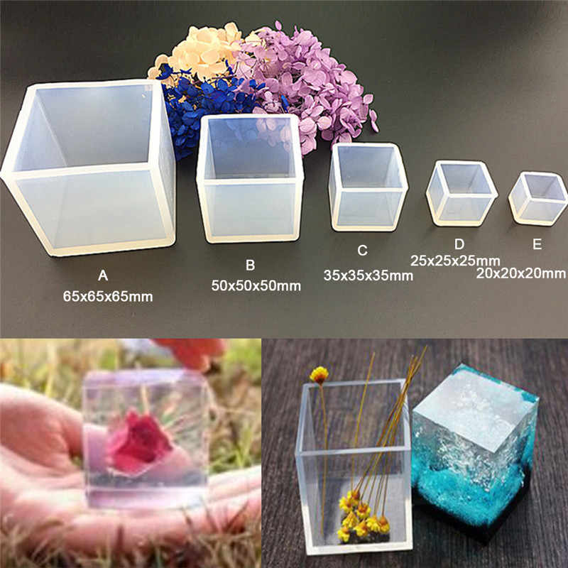 Petal 1 Silicone Resin Mold For Diy Jewelry Pendant Mould Handmade Craft Hot#