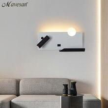 Комнатные светодиодные Настенные светильники для прикроватного