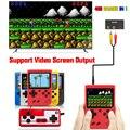 Популярная Ретро игровая консоль 400 в 1, игра GameBoy Pocketgo Consola, ретро игра, мини портативные игроки, 8 бит, классический геймпад
