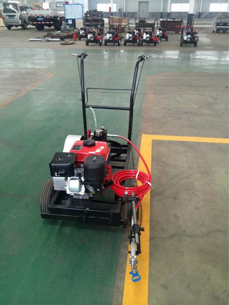 Road Line Cold Paint Road Marking Paint Spraying Machine