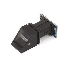 Image 2 - R305 UART/USB оптический модуль сканера отпечатков пальцев сенсор для Arduino