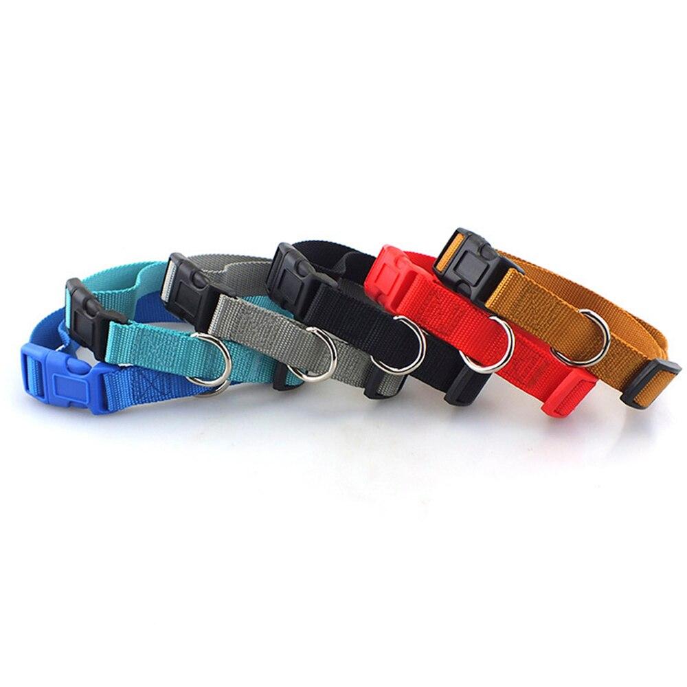 Groothandel Hoge Kwaliteit Nylon Kleurrijke Hond Kraag