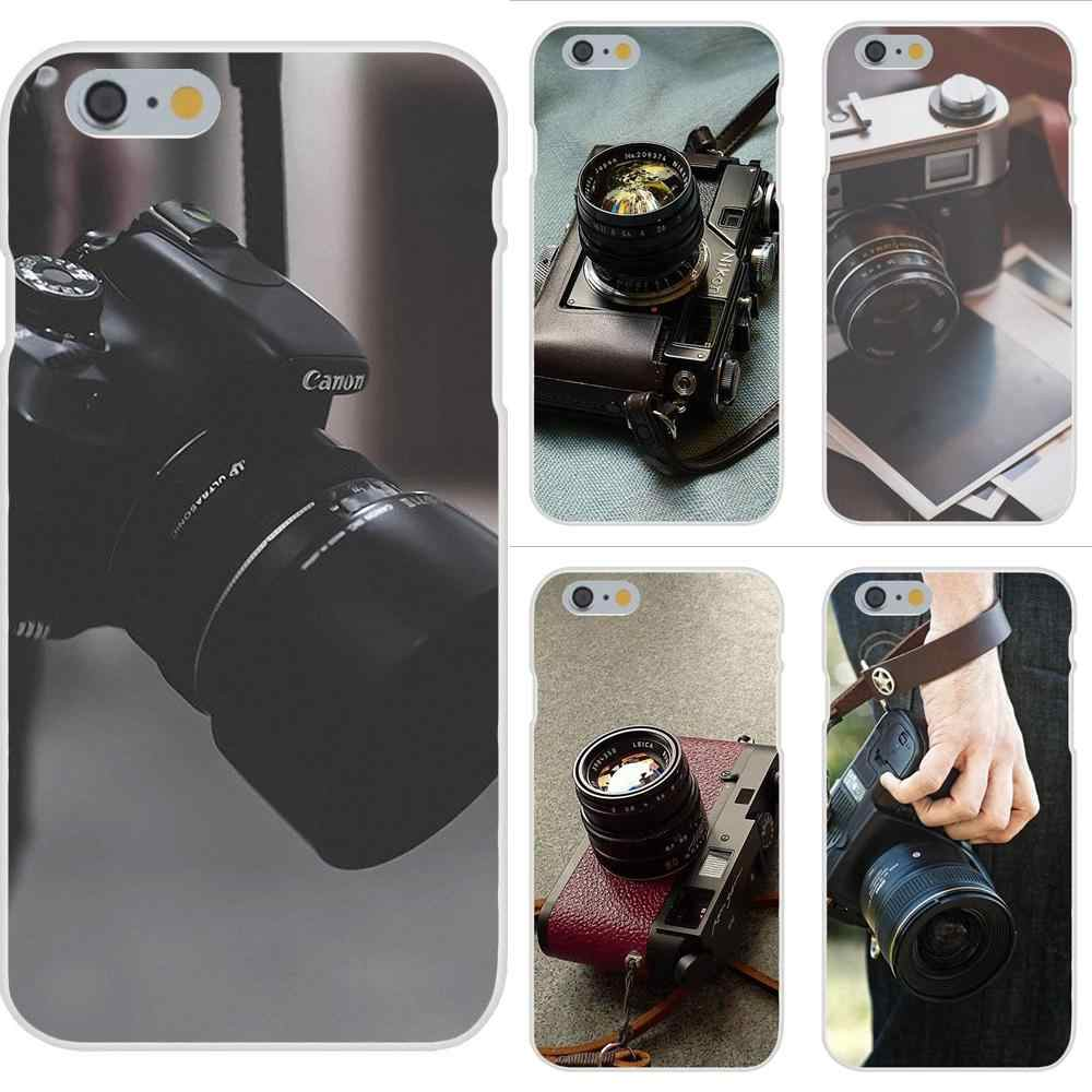 Soft TPU Cases For Galaxy Alpha Note 10 Pro A10 A20 A20E A30 A40 A50 A60 A70 A80 A90 M10 M20 M30 M40 Photographer Camera Lens