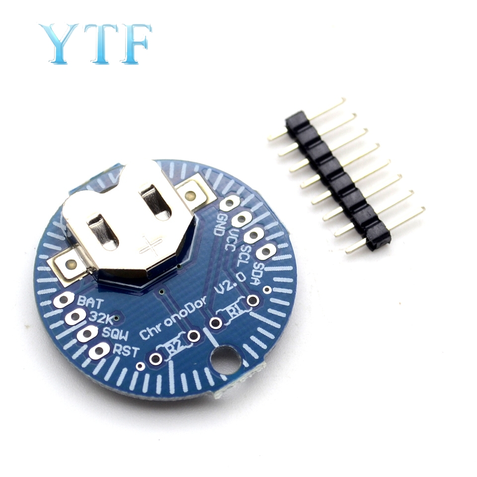 RTC Real-time Clock Module DS3231SN ChronoDot V2.0 I2C Memory DS3231 Module For Arduino