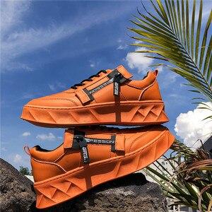 Image 1 - BIGFIRSE Men Casualรองเท้าSolf BreathableสบายManแฟชั่นรองเท้าผ้าใบLoafersใหม่Zapatillas Hombre 2019รองเท้าแฟชั่นผู้ชาย