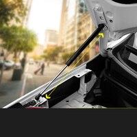 Frente Capô Motor de Apoio haste Hidráulica de Elevação Strut Primavera Choque Barras de Suporte Do Carro Styling Para Chevrolet Equinox 2018 2019