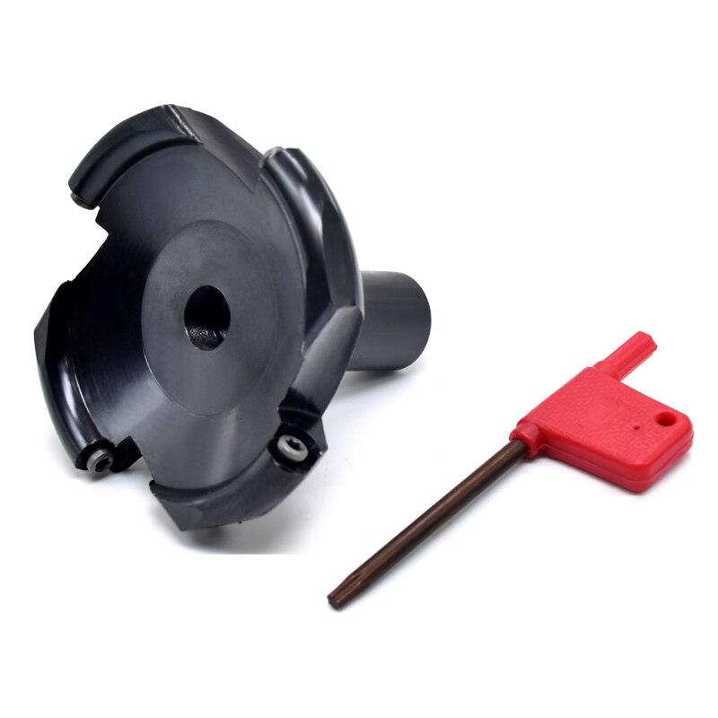 fresa cnc fresa ferramentas para inserções redondas