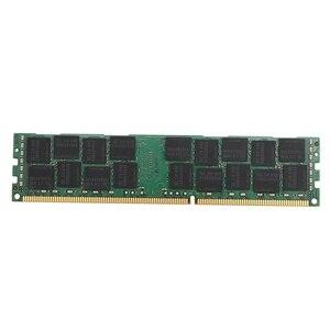 Ram Memory PC3L-10600R 1.35V DDR3 133HZ 2RX4 REG Ecc RAM for Server Workstation(16GB)