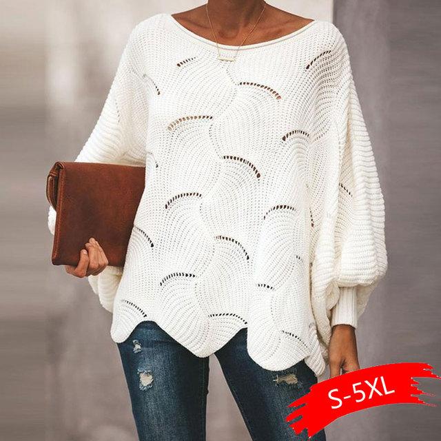 Suéter última moda mujer