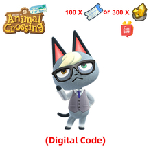 Raymond/Judy/Audie Animal Crossing New Horizons Online recharge service [Digital Code] Does not support refunds !Not Amiibo Card