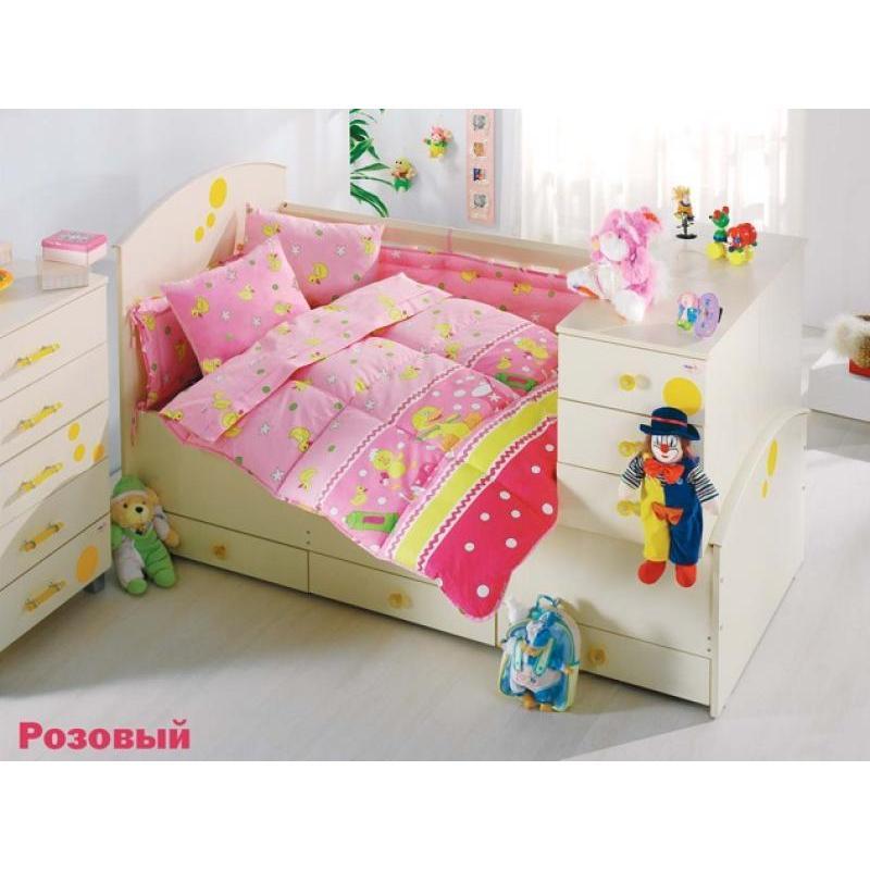 Фото - Bedding Set for baby ALTINBASAK, VAK VAK bedding set for baby altinbasak dream garden