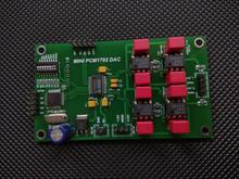 Laatste Aankomst Hifi PCM1792 Dsd Dac Audio Decoder Gemonteerd Board 24Bit 192Khz Ondersteuning Dual Parallel Modus