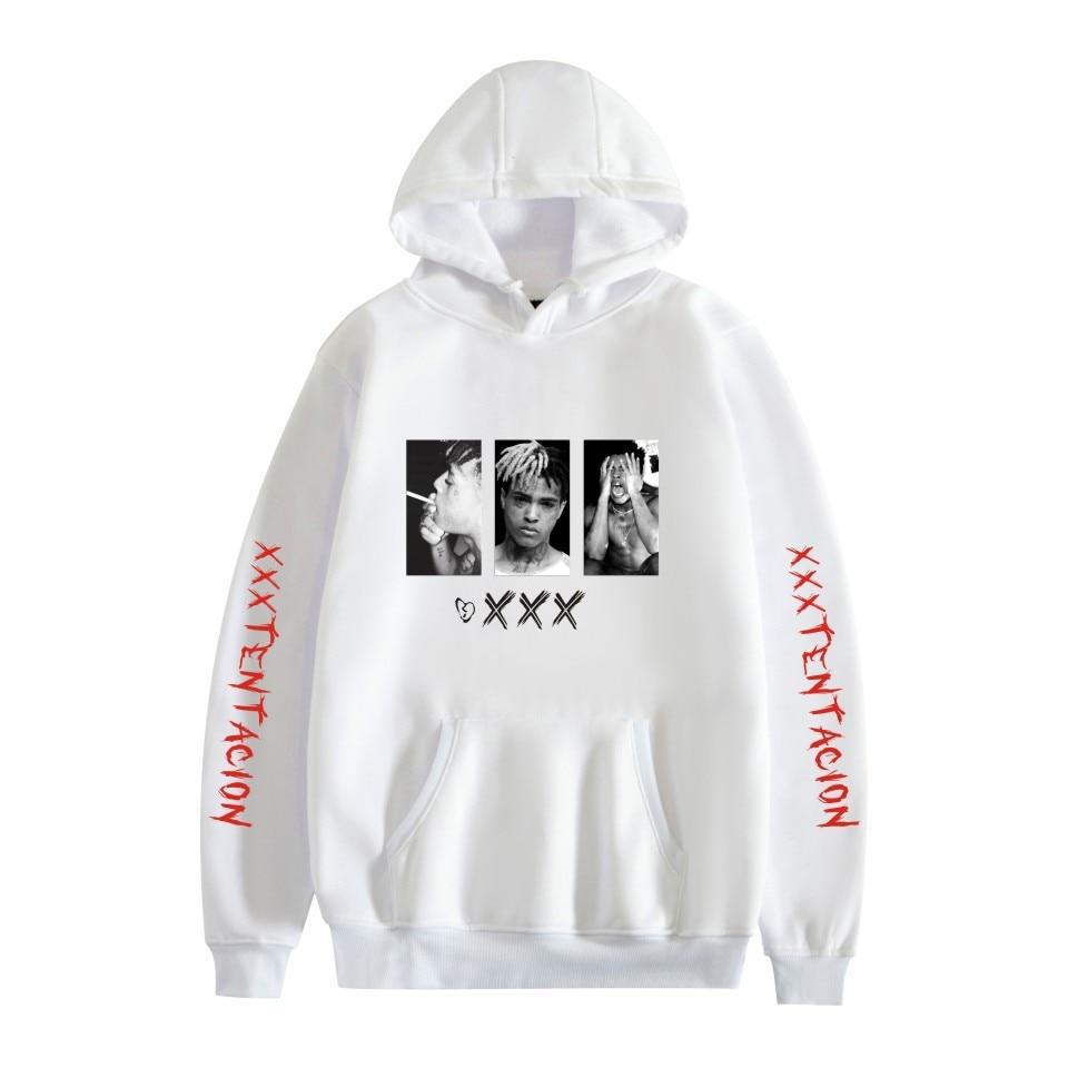 Raper XXXTentacion Print Hoodies