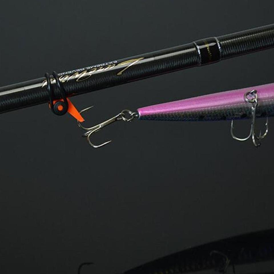 10PCS Fishing Hook Keeper for Fishing Rod Pole Lures Fishhook Safety Holder E/&F