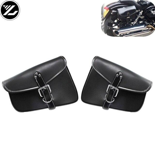 Universal Motorcycle Saddlebags 1