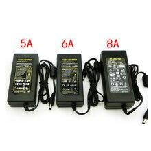 Transformator 220V to 12v Power Adapter Supply AC to DC 12 V 1A 2A 3A 4A 5A 6A 8A 10A Lighting Transformer Led 12V Power Supply