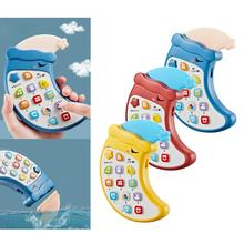 Remote Control baby 6+ months Light Sound Mobile Phone Activity Educational Toy