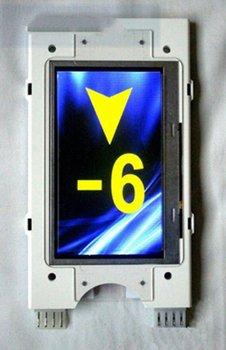 1piece 4.3 inch LCD display printed board elevator accessories for OTIS elevator AQ1H697 1pcs nba20401aaa00 otis elevator communication printing board lcba elevator parts aq1h311
