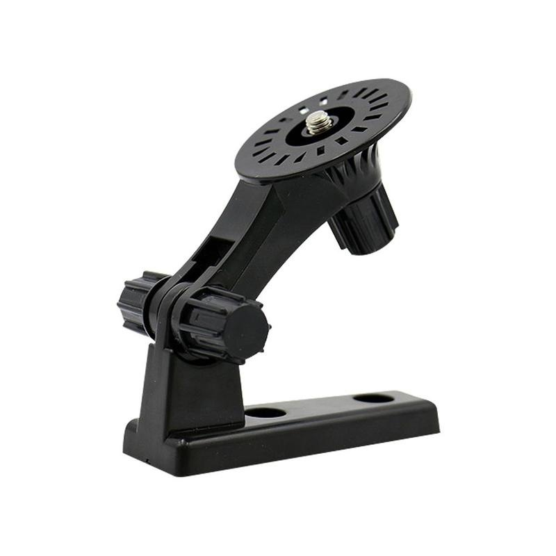 Wall Mount Bracket Cctv Camera Accessories Stand Holder 180 Degree Adjustable For Cloud Camera Wifi Home Security With Screw