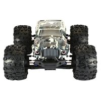 New ZD RACING MT8 Pirates3 1/8 2.4G 90km/h Electric Brushless RC Racing Car OFF Road Model Big Foot Monster Truck RTR/Car Frame