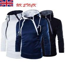 Men coat autumn jacket winter Coat Jacket Outwear Sweater Winter Slim Hoodie Warm Hooded Jackets