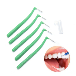 5Pcs/8Pcs Adults Interdental Brush Clean Between Teeth Dental Floss Pick Push-pull Toothpick Cleaning Dental Brushes Teeth Care
