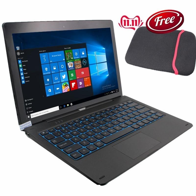 Double11 Sales ! 11.6 Inch TabletPC  Windows 10 Homewith Pin Docking Keyboard 2GB+64GB  1366*768 IPS Screen
