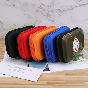 Image 2 - Camouflage First Aid Kit Waterproof EVA Bag Person Portable Outdoor Travel Drug Pack Security Emergency Kits Treatment