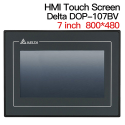 7 ''дюймовый Delta DOP-107BV HMI Сенсорный экран человеческая машина интерфейс дисплей заменить dop-b07s411 DOP-B07SS411 B07S410
