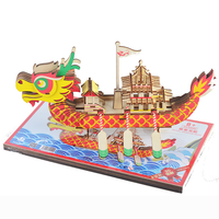 Wooden Toys Montessori 3d Jigsaw Puzzle Assembled Diy Handmade Children Customized Early Education Buiding Bricks|Puzzles|   -