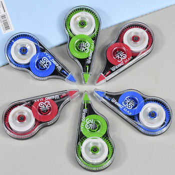 8270 White Out korektor w taśmie taśma korektor zaopatrzenie szkolne materiały biurowe szkolne materiały papiernicze akcesoria biurowe tanie i dobre opinie WEIBO WB-8270 Taśmy korekcyjnej