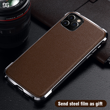Ultra Thin Leather Case iPhone 11 Pro