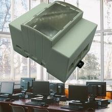 Фирменный новый и высокое качество ABS чехол защитный крышка корпус корпус коробка с материнской платой для Raspberry Pi 4 модель B аксессуары