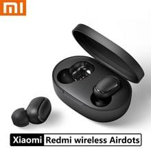 Original Xiaomi Redmi Airdots TWS wireless bluetooth earphone xiaomi earphone with mic handsfree