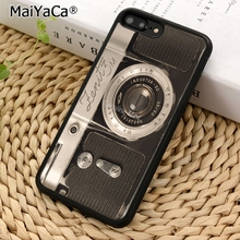MaiYaCa Retro Vintage Camera Cassette Music Phone Case Cover for iPhones 5 SE 6s 7 8 Plus X XR XS 11 12 Pro max galaxy S8 S9 S10