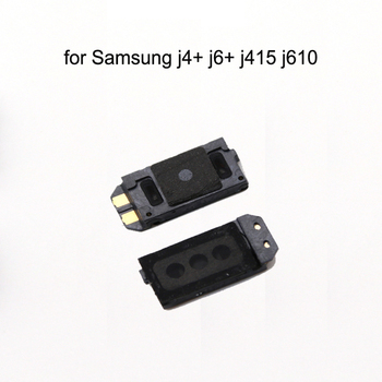 For Samsung Galaxy J6 Plus J6+ 2018 J610 J610F J610FN J610G Original Phone Top Earpiece Ear Speaker Sound Receiver Flex Cable