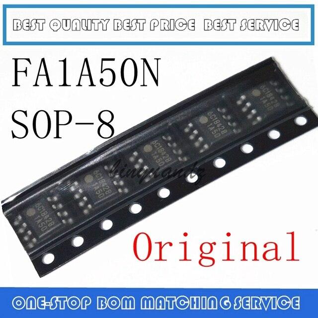 10 個の 50 個 FA1A50 FA1A50N 1A50 SOP 8 lcd 電源管理チップ