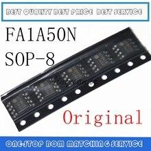 10 pièces 50 pièces FA1A50 FA1A50N 1A50 SOP 8 puce de gestion de lalimentation LCD