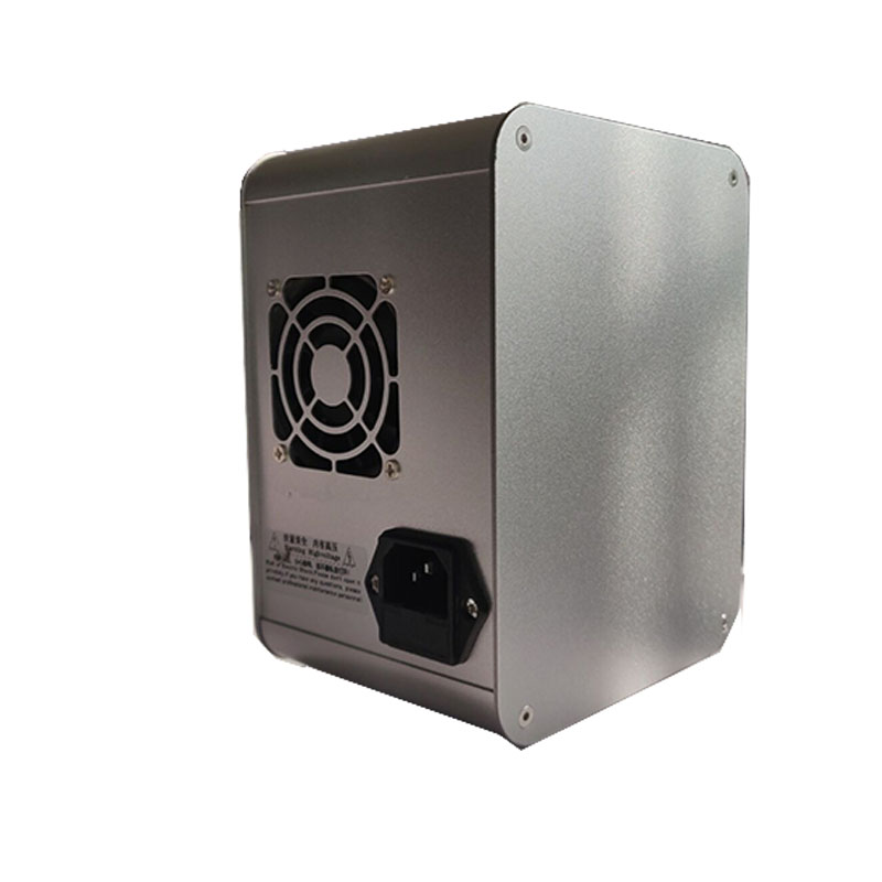 HR3006 30V 6A regulador de voltaje inteligente potencia de corriente con puerto de carga USB rápida herramienta de reparación de teléfono actualizada de HR1203 - 6
