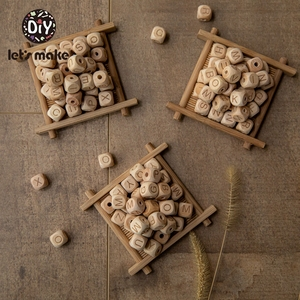Let'S Make Wooden Beads For Rattles 500P