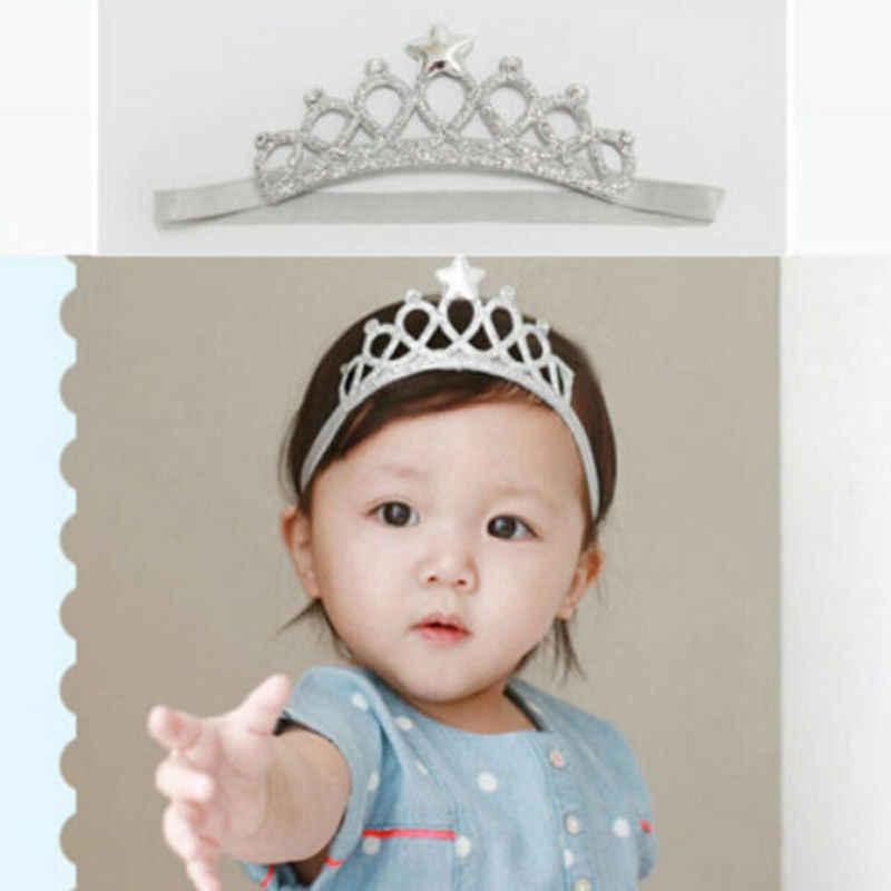 Mới Cho Bé Bé Gái Công Chúa Hoàng Hậu Thái Đô Đầu Trẻ Em Tiara Quà Tặng Sinh Nhật