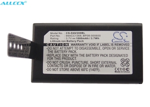 Image 1 - Cameron Sino 1000mAh Battery 11300794, 3H21 00000370, 94ACC0083, 94ACC1368, BP08 000600 for Datalogic CVR2, Memor X3
