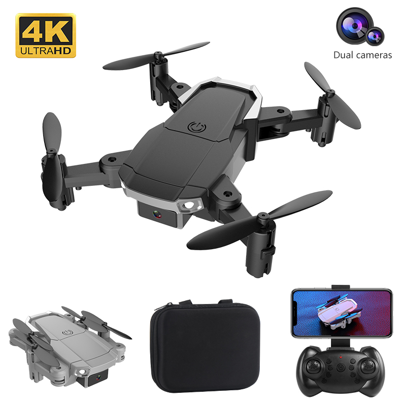 lowest price Willkey New RC Drone H6 WIFI FPV And Wide-angle High-definition 4K Dual Camera Height Keep Foldable Quadrotor Dron Gift Toy