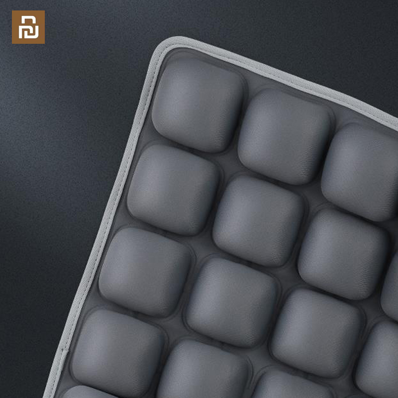 Xiaomi INNERNEED airbag cushion back cushion 3D relaxation decompression massage office car seat cushion cushion hip