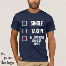 Jughead Jones Cole Sprouse Riverdale arches Comics uomo T Shirt Uomo Slim Fit Manica Corta T Shirt Migliore Vendita adolescente