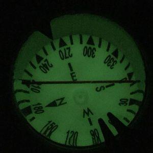 Image 2 - צלילה תצפית יד מצפן 50M עומק ההאפלה חיוג עבור חיצוני טיולים
