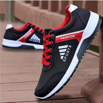 Men Shoes Autumn Canvas Shoes Men's Casual Sports Shoes Fashion Designer Sneakers Street Cool Walking Footwear Zapatos De Hombre 8