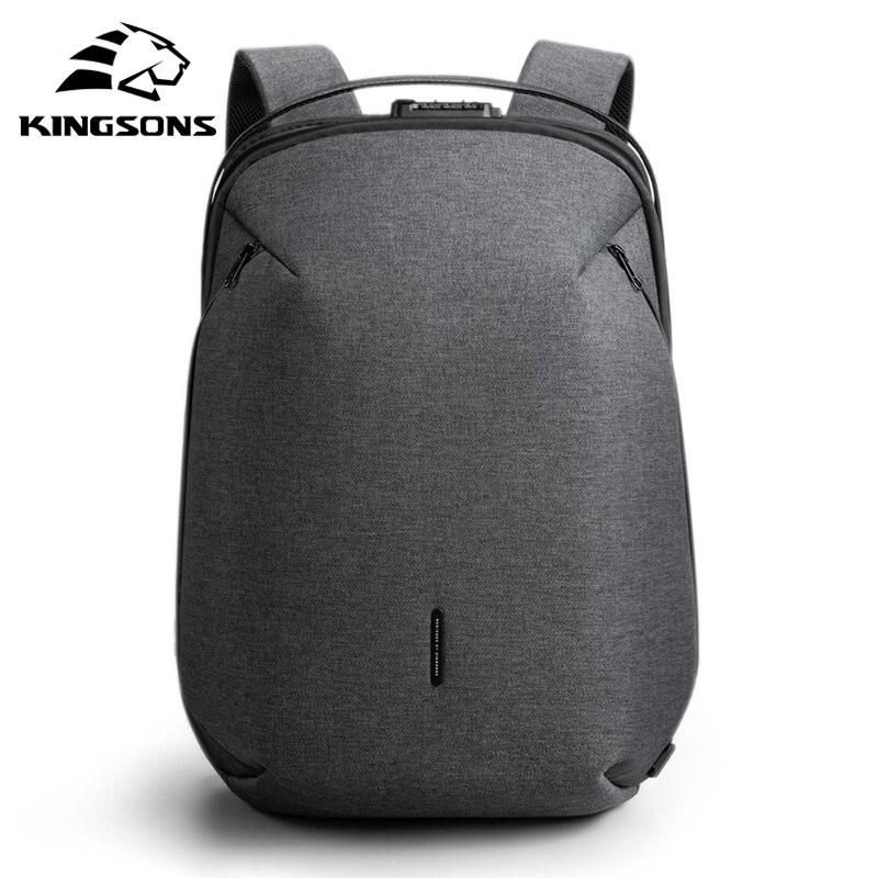 KINGSONS, новинка, водонепроницаемый нейлоновый рюкзак для мужчин, мульти карман, рюкзаки для путешествий, Мужская школьная сумка для подростков, мальчиков, книга, Mochilas